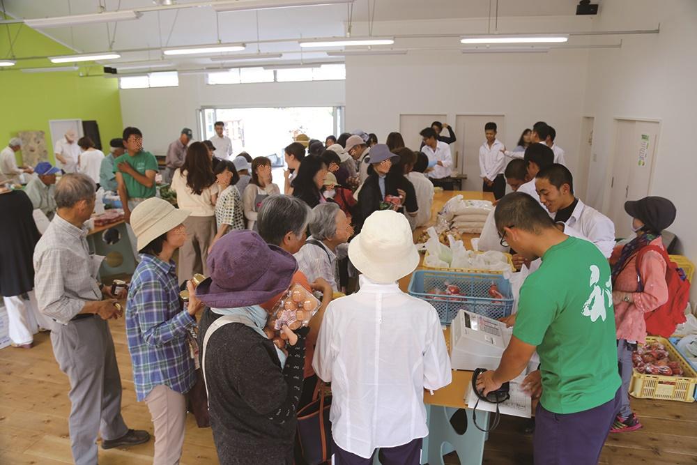 9月15日開催!嘉穂総合高校による農産品の販売会