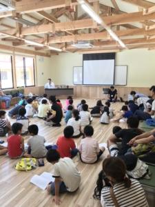 ゆのうら体験の杜にて、カブトムシの育て方講座を行いました!